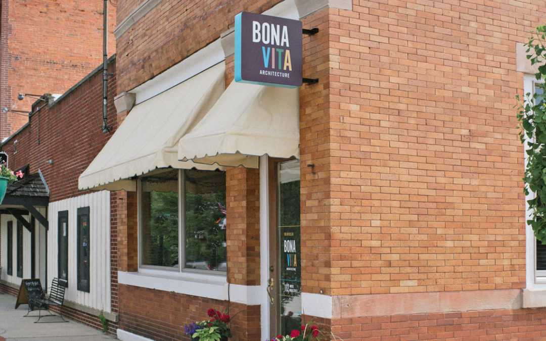 A new home for Bona Vita Architecture, Inc.