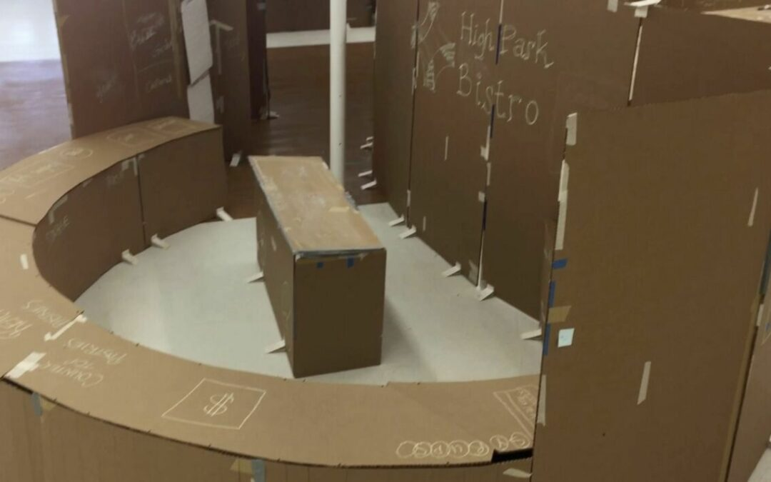 Cardboard Creativity