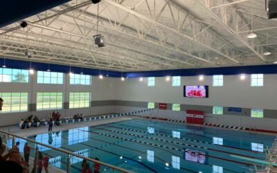 Grand Opening of the Dr. Susan Bardwell Aquatic Center