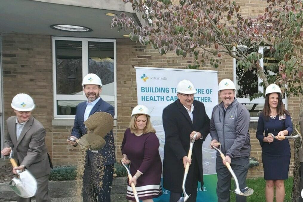 Goshen Health Breaks Ground on New Patient Tower