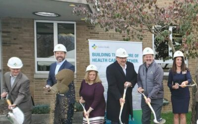 Goshen Health Breaks Ground on New Patient Tower
