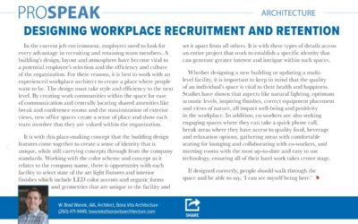 Designing Workplace Recruitment and Retention