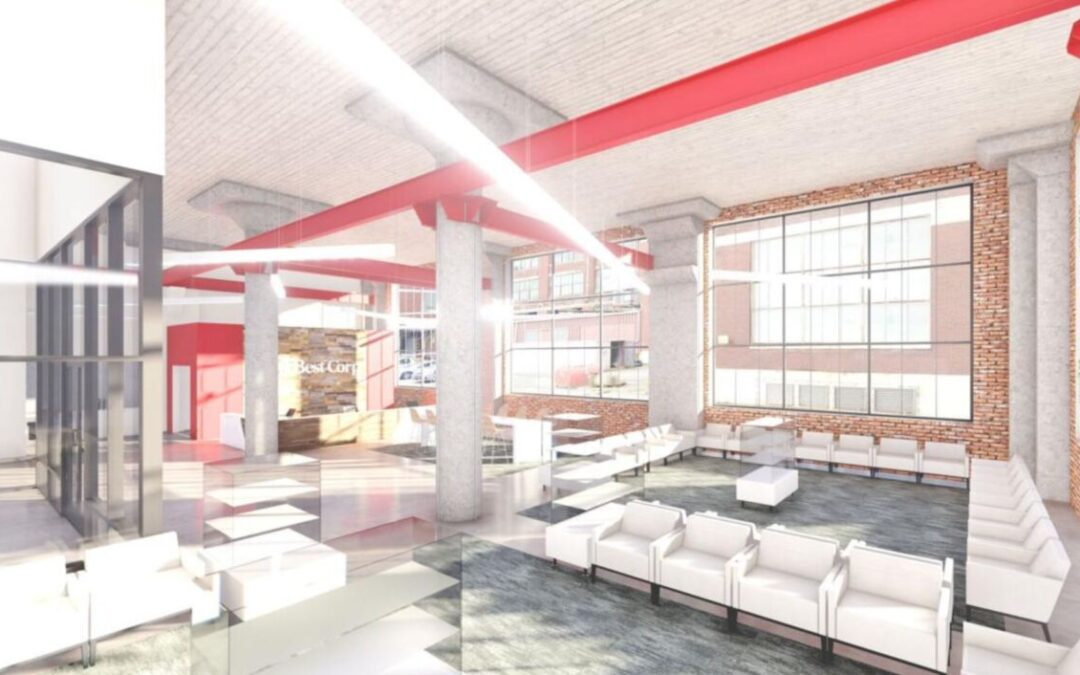 Do it Best releases images of planned Electric Works space, signs lease
